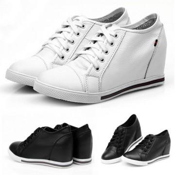 Sleehak sneakers - Mijnschoengeheim: Sneakers met sleehak, sleehakken & inlegzolen